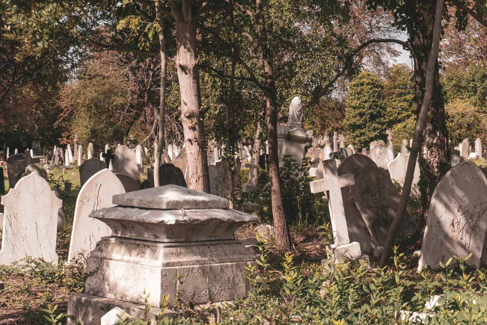 Kensal Green Cemetery: Discovering West London's Victorian Gem