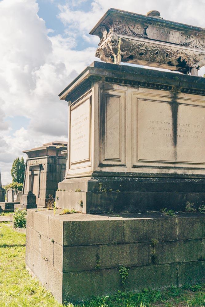 Princess Sophia's Grave