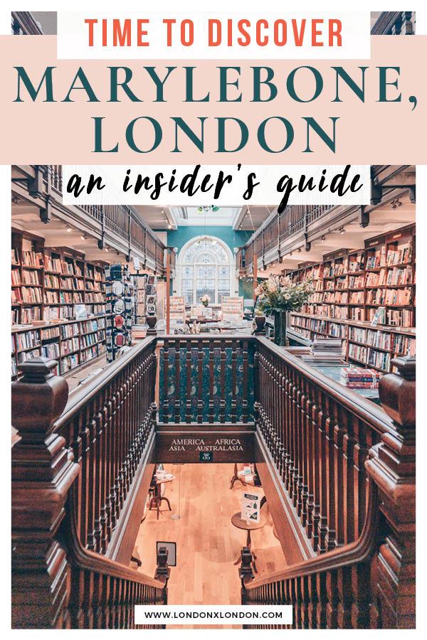Marylebone Guide