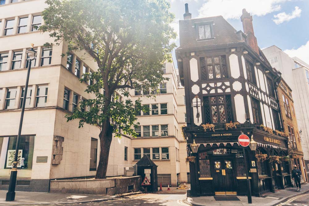 The Best Pubs in Mayfair