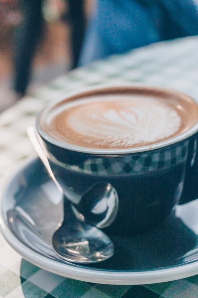 Best Coffee Shops Primrose Hill