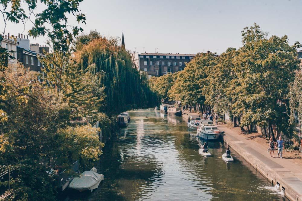 Regent's Canal,