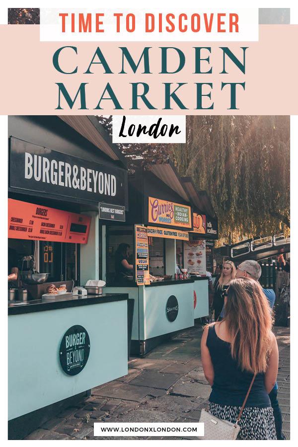 Camden Market Guide