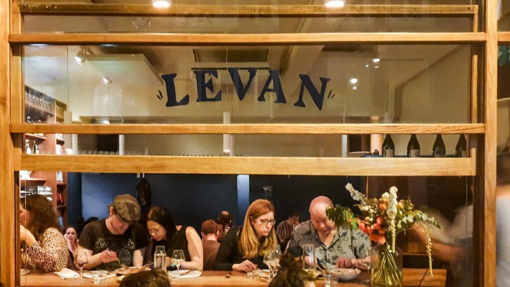 Levan Peckham