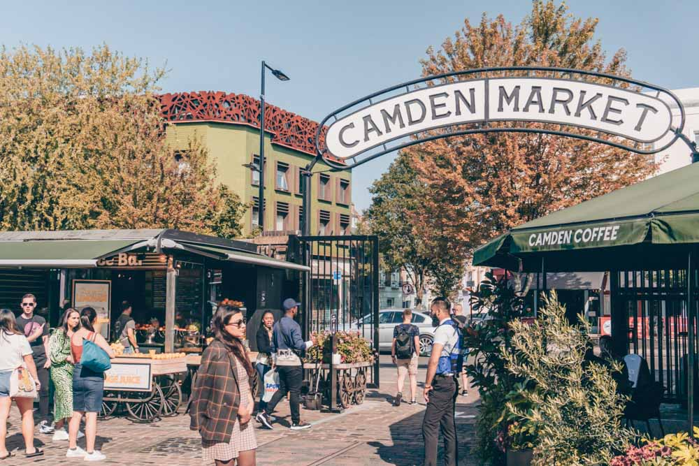 The Insider's Guide to Visiting Camden Market