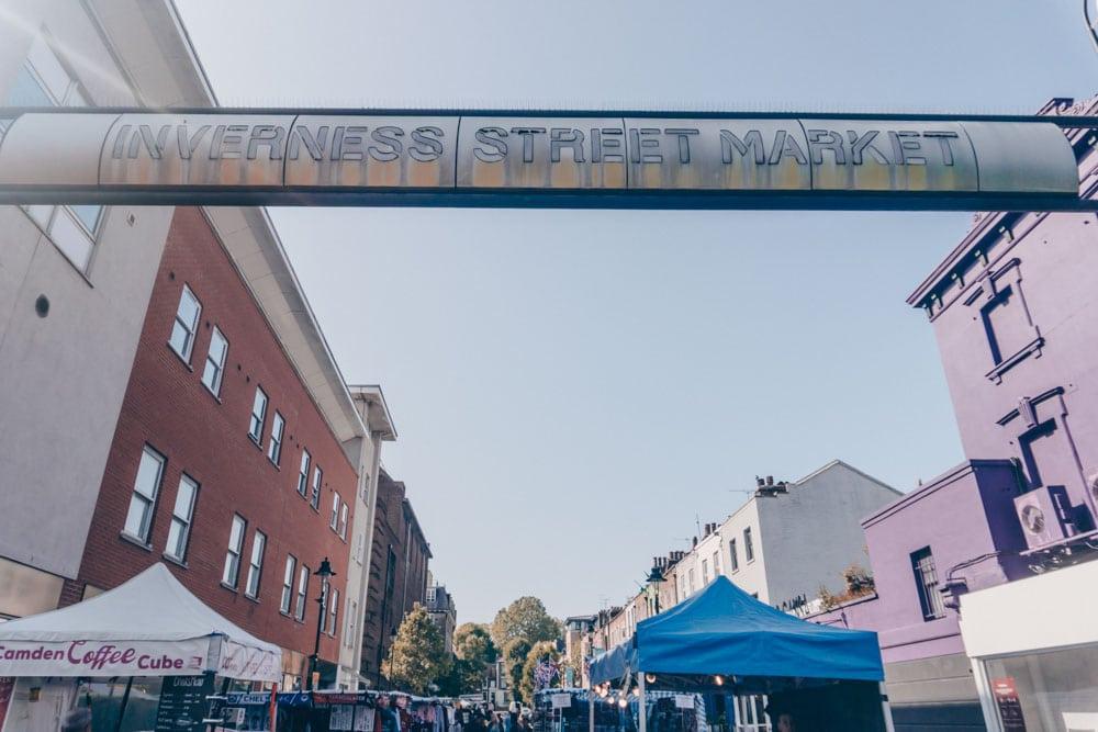Inverness Street Market