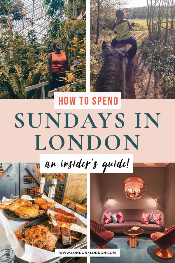 Sundays in London