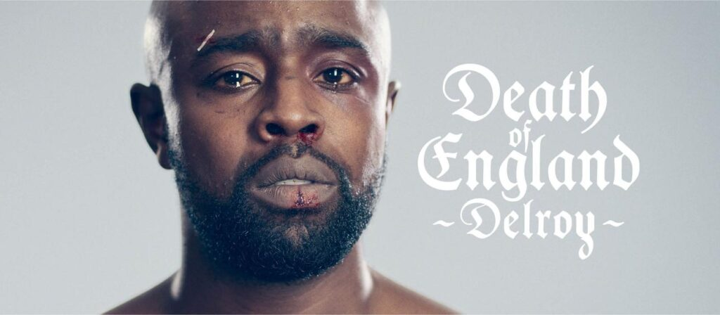 Death of England Delroy