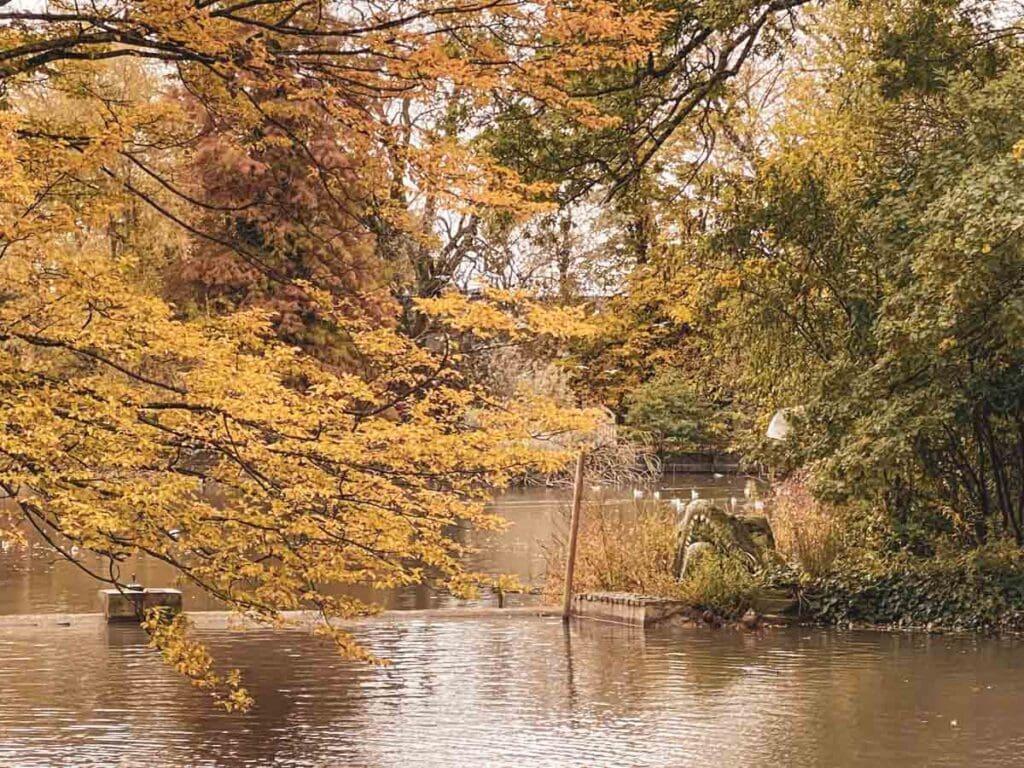 Green Chain Walk - Crystal Palace Park