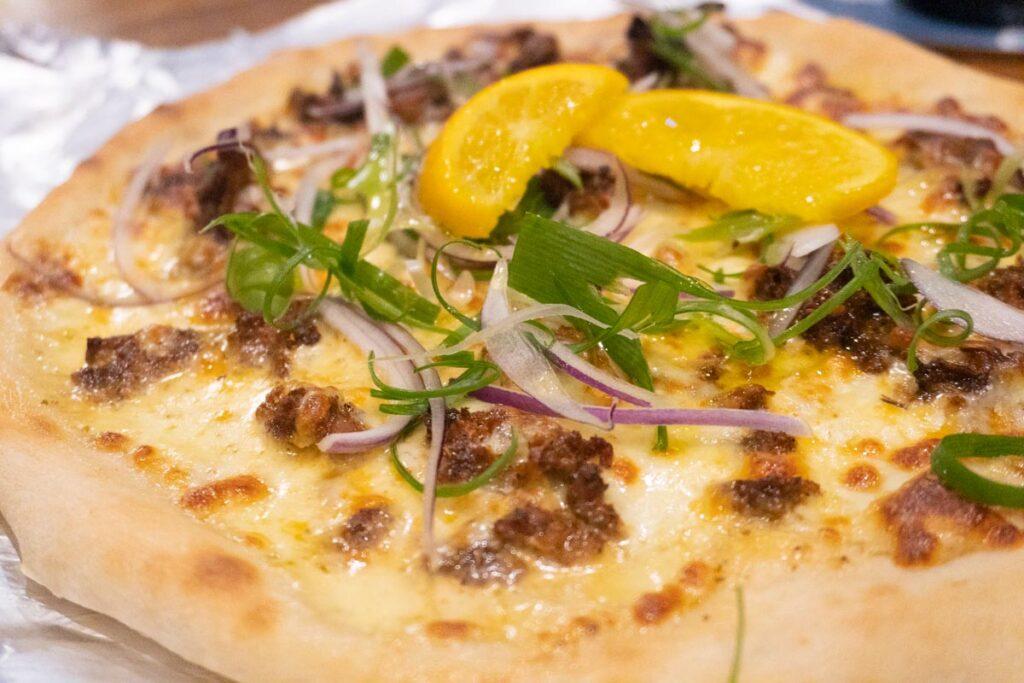 Passo x Nancy Silverton Pizza
