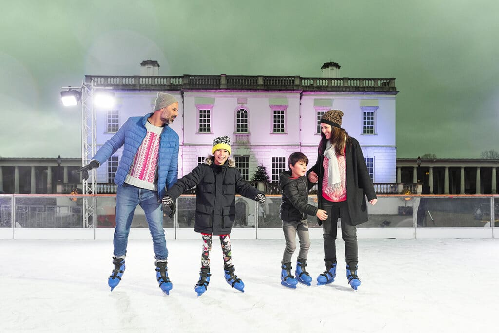 Ice Rink Queen's House