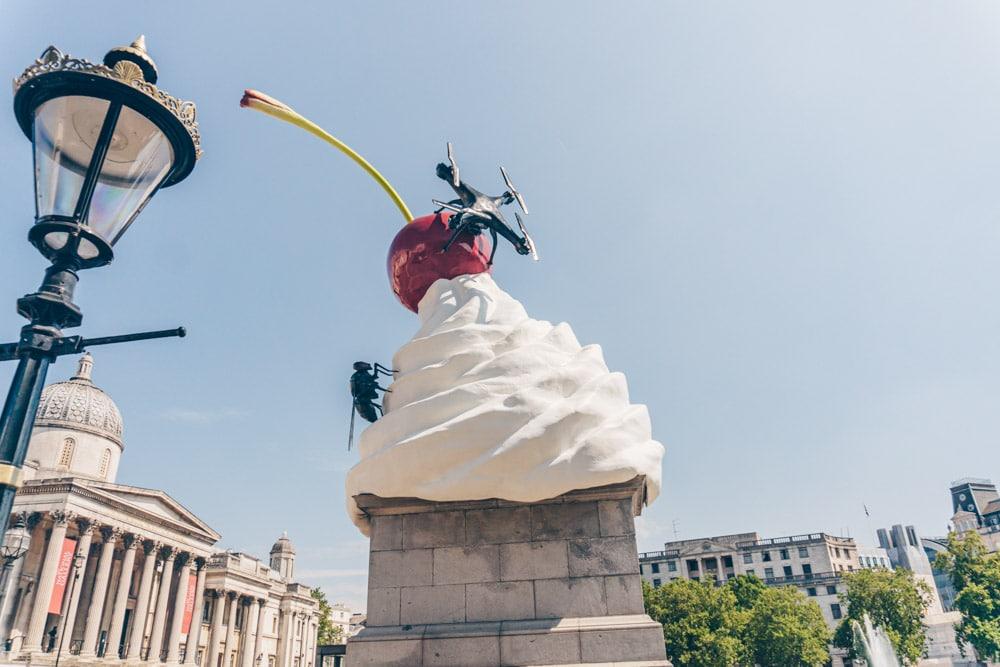 Fourth Plinth Trafalgar Square-2