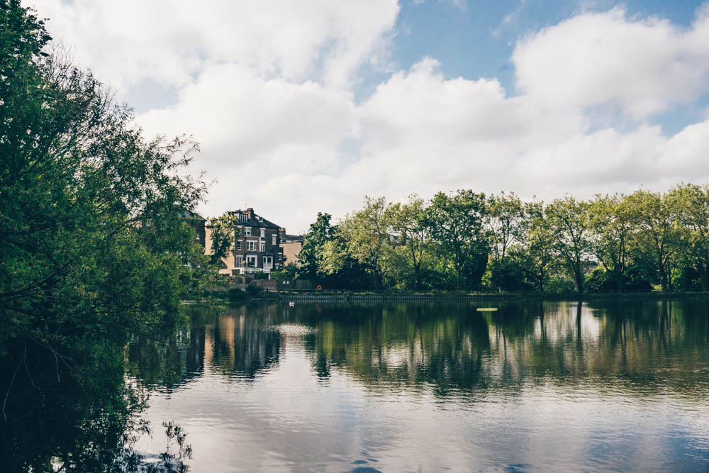 Where to go Wild Swimming in London for a Refreshing Dip