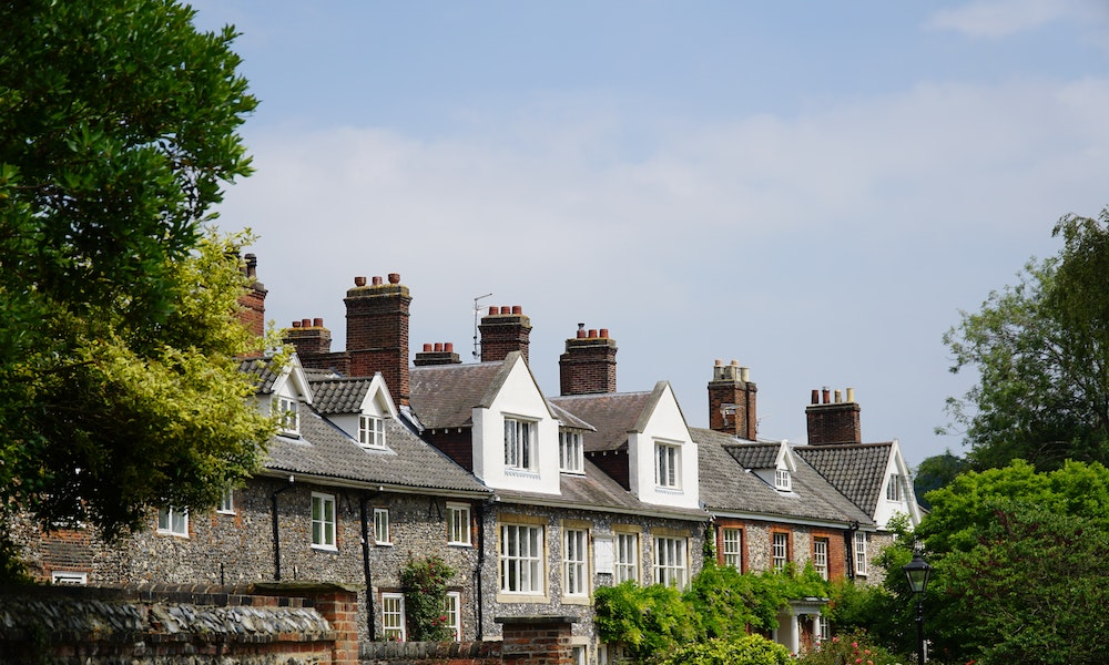 Norwich Houses