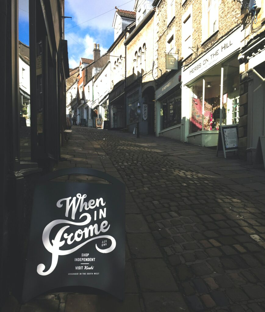 Frome - Catherine Street