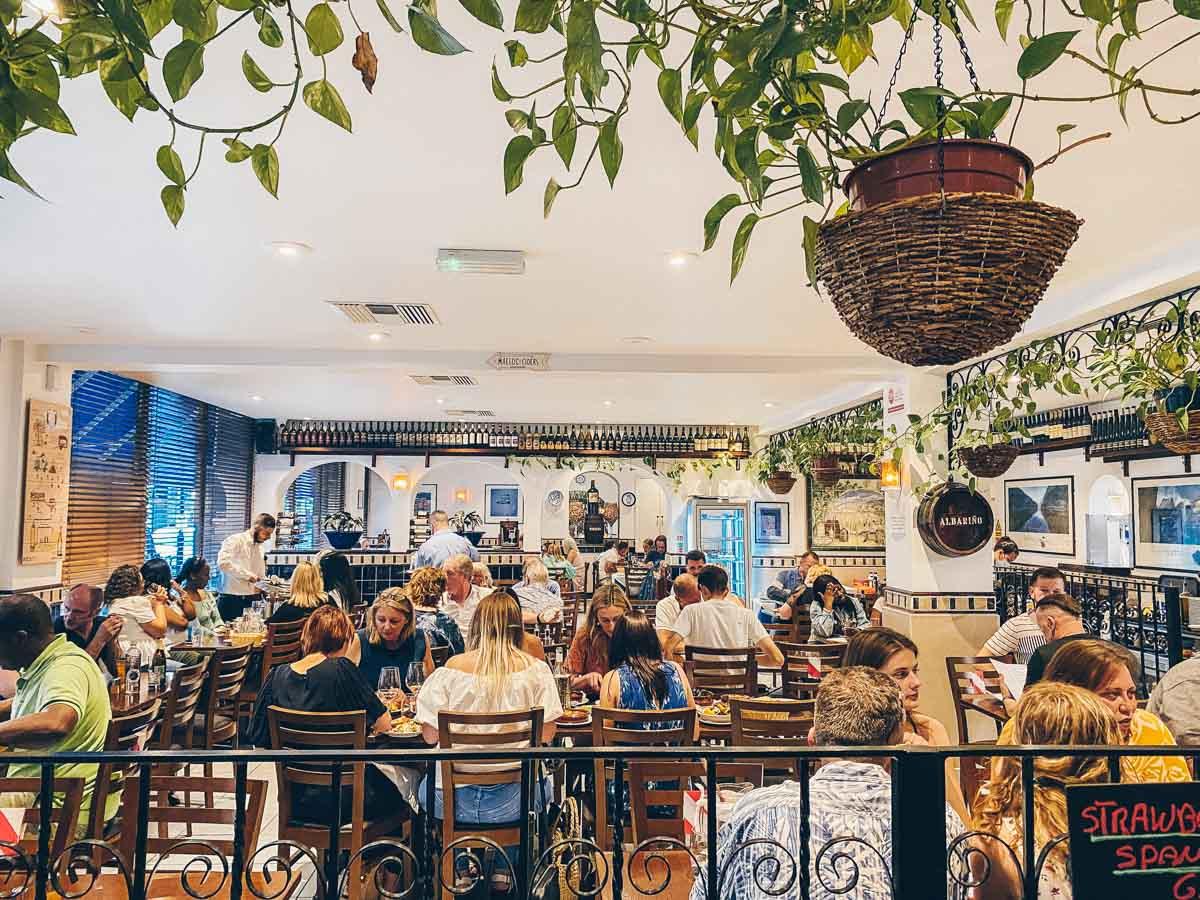 Galicia Restaurant