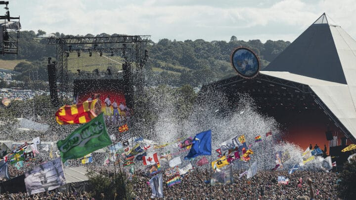 The V&A is Hosting a Three-Day Glastonbury Weekender and it Looks Pretty Wonderful