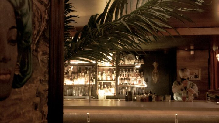Shaking Things Up at Trailer Happiness, Notting Hill's Cool Rum Bar