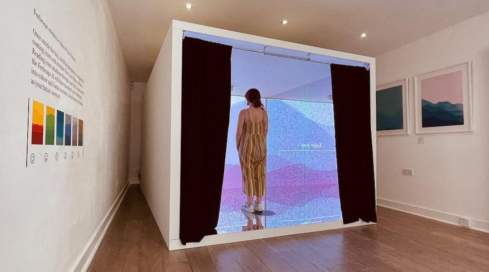 Feelscape AI scan