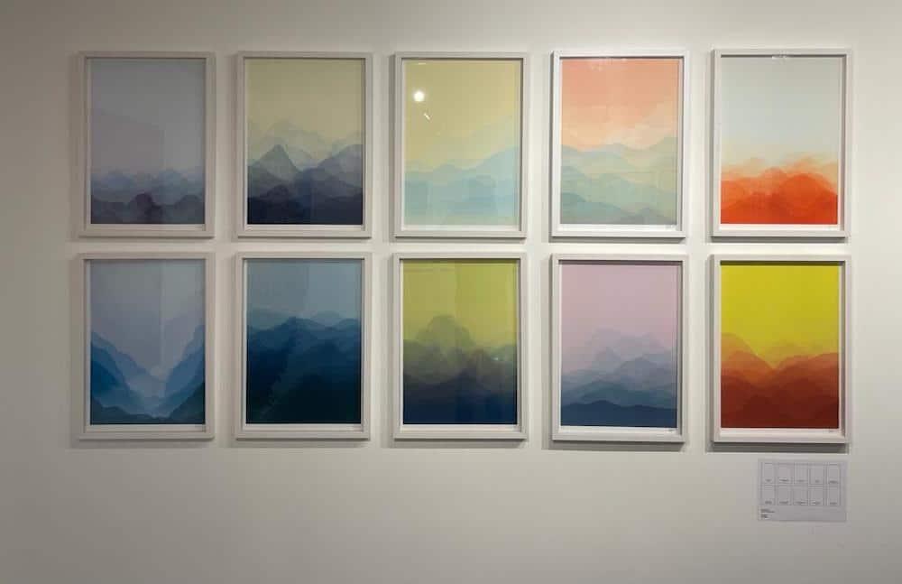 Feelscape Frames