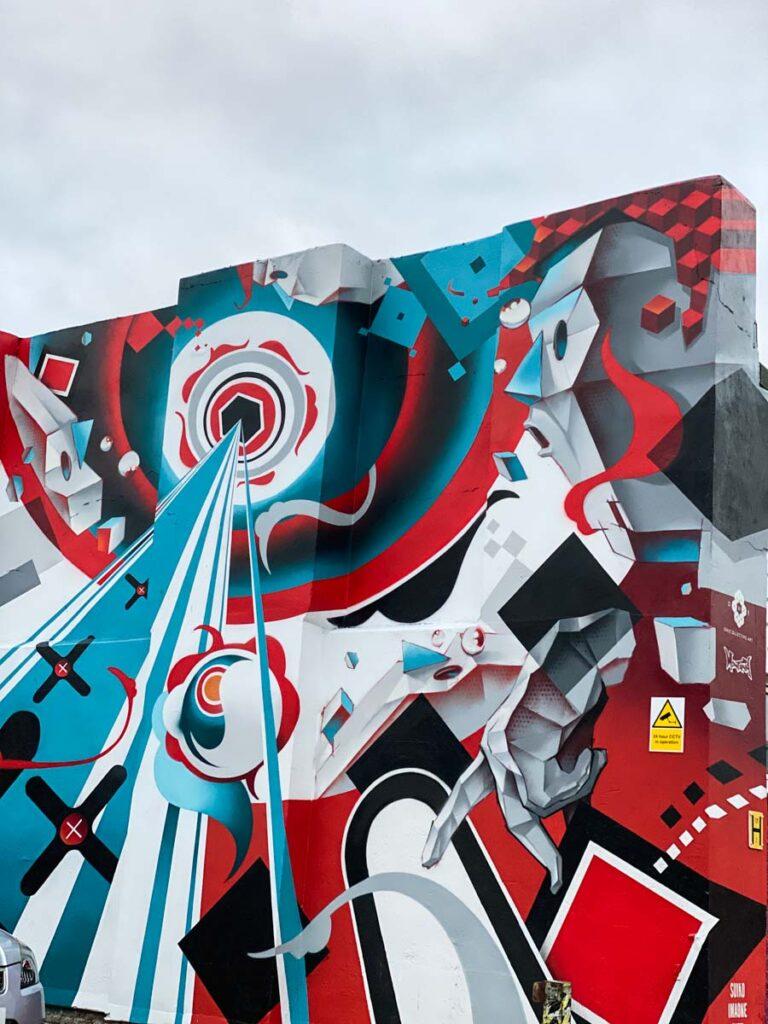 Peckham Street Art