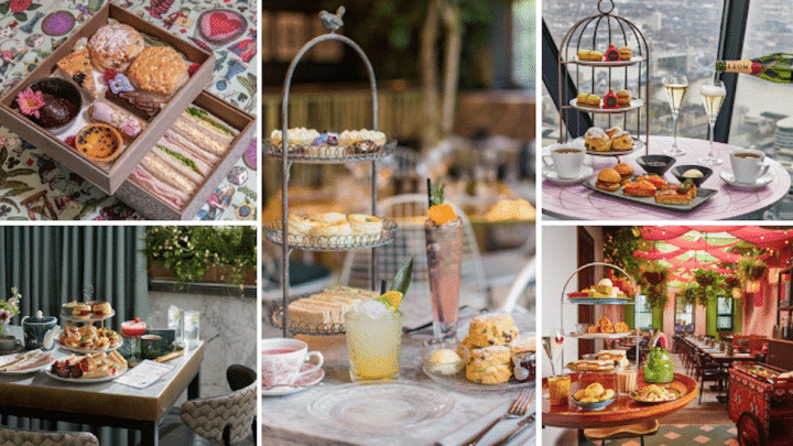 Afternoon Tea Week: The Best Spots You Need to Hit Up