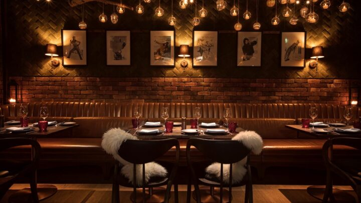 Heritage Restaurant & Cocktail Bar – The Chic Soho Hangout with Cocktails, Fondue AND Raclette