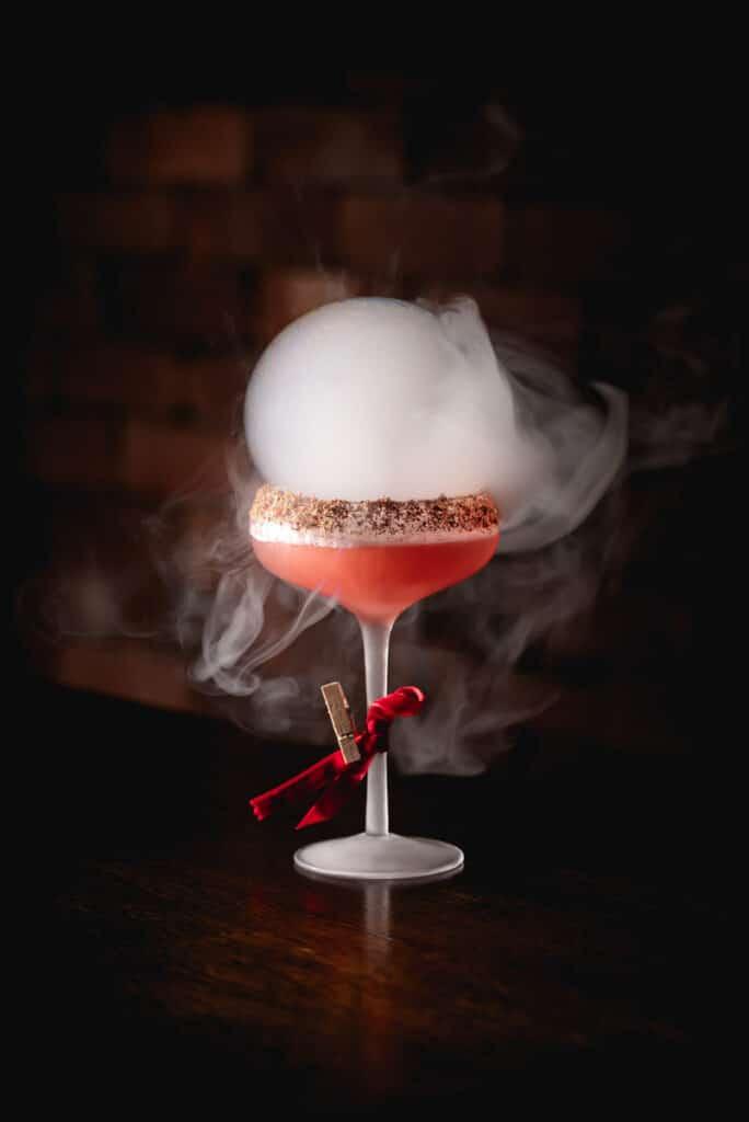 Bubble Cocktail