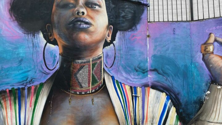 Penge is London's Coolest New Street Art Hotspot. Here's Why