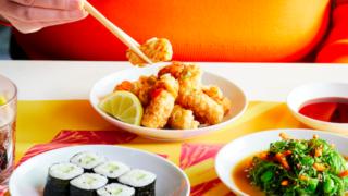 Japan Week Yo Sushi