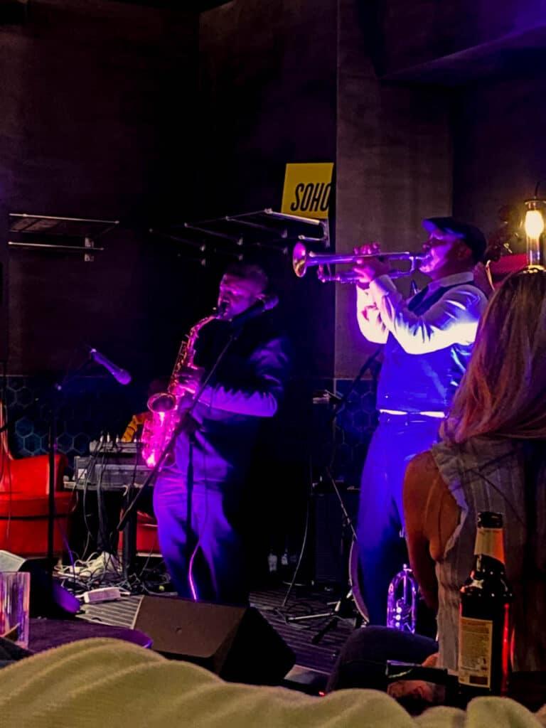 Jazz Clubs Jack Solomon