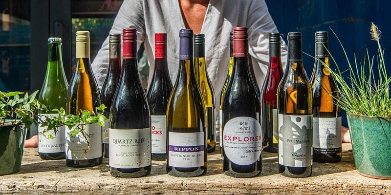 Organic Wine Tasting Pop Brixton