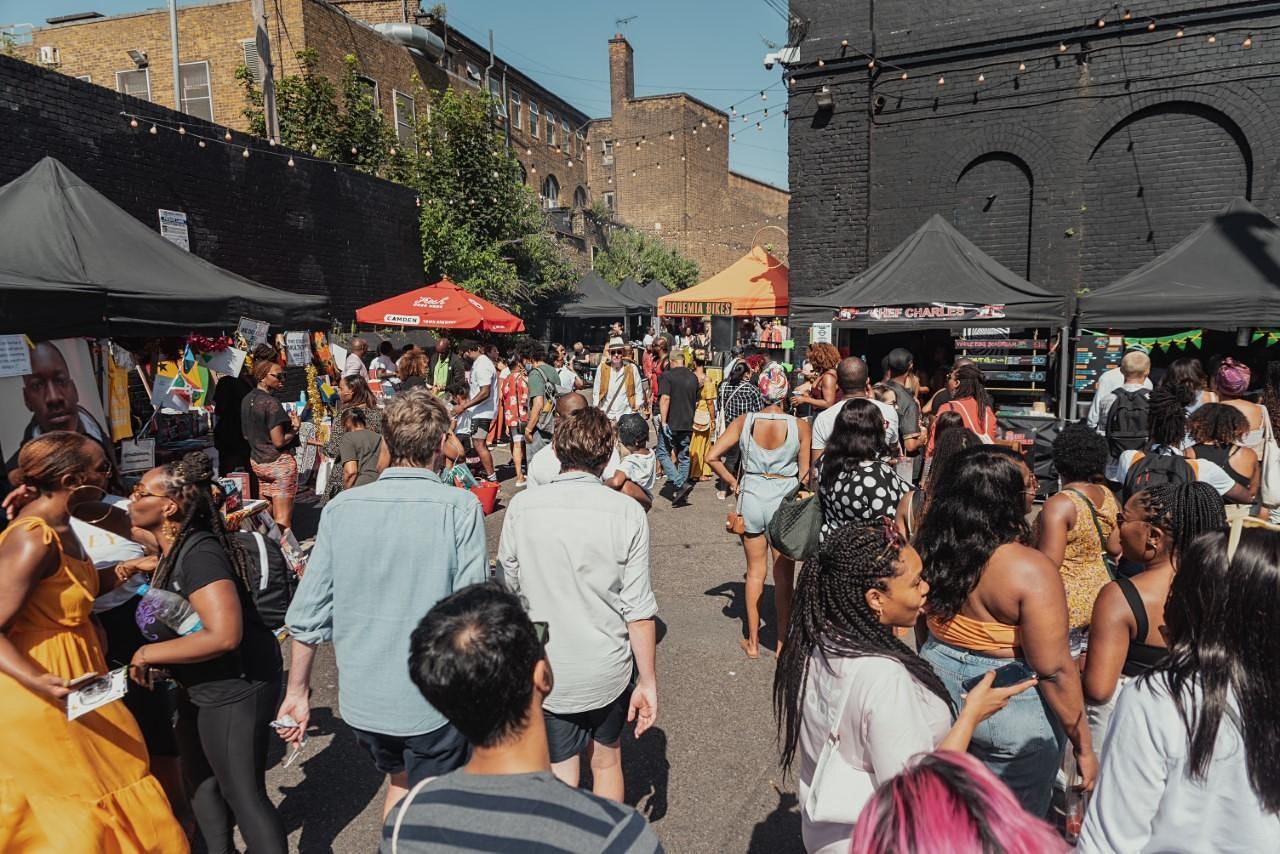Black Owned Hackney Market