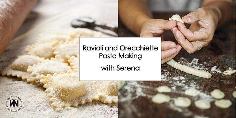 Ravioli Cooking Class Mercato Metropolitano