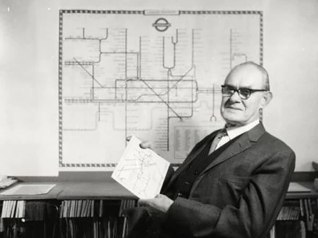 Harry Beck - London Transport Museum