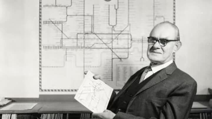 Harry Beck: The Tale of The Genius Behind London's Tube Map