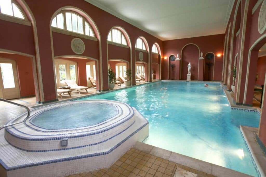 Spa at Hartwell House